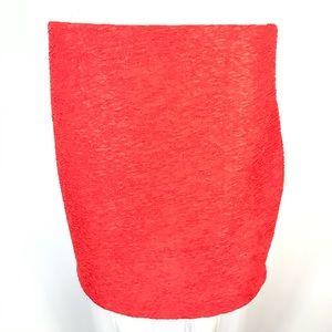 bcbgeneration tube Mini skirt cranberry